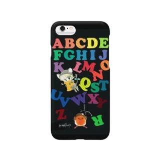 ★ポー&リルフィー ABC Smartphone cases
