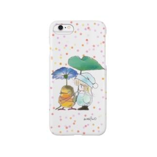 ★ポー&リルフィー かさ Smartphone cases
