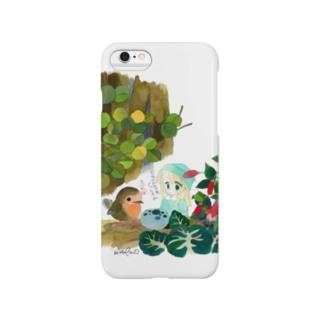 ★ポー&リルフィー たまご Smartphone cases