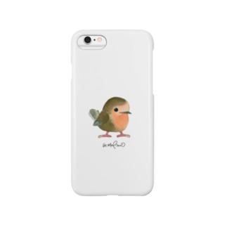 ★リルフィー 白 Smartphone cases