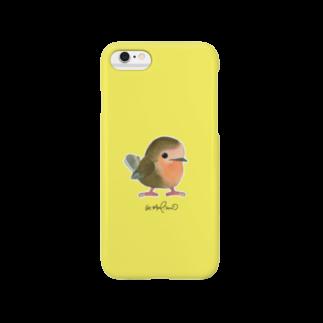 hagiiwaの★リルフィー きいろ Smartphone cases