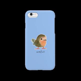hagiiwaの★リルフィー ブルー Smartphone cases