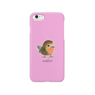 ★リルフィー ピンク Smartphone cases