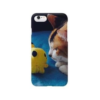 ぷりん Smartphone cases