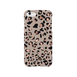 𝐌𝐢𝐤𝐚 𝐑𝐨𝐥𝐚𝐧𝐝 ~ 𝐩𝐥𝐚𝐧𝐞𝐭のMRレオパード Smartphone cases