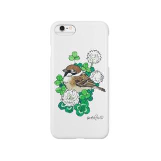 ★すずめ Smartphone cases