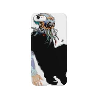 静 Smartphone cases