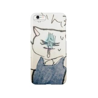 みぎゃー Smartphone cases