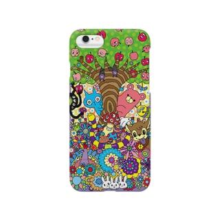 森 Smartphone cases