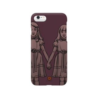 ghost sisters Smartphone cases