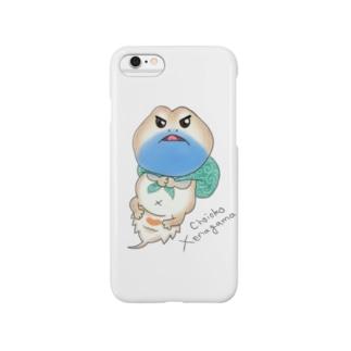 ちょいおこゼノガマ Smartphone cases