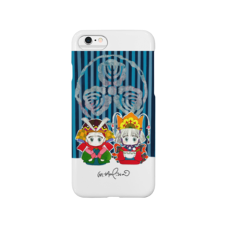 hagiiwaの★トメヨネ Smartphone cases
