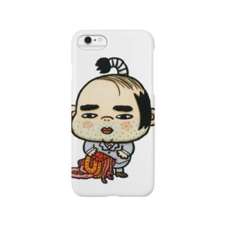 必殺ハラキリ Smartphone cases