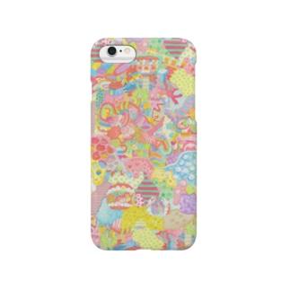 パステル Smartphone cases