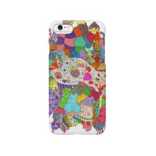 カオス Smartphone cases