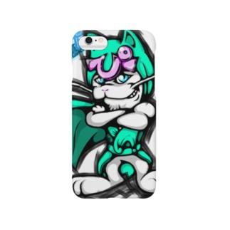 ぴんたぷったん現る!! Smartphone cases
