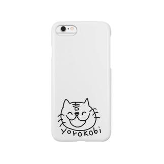 yorokobi猫さん Smartphone cases