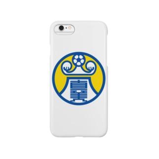 パ紋No.2777 真美 Smartphone cases