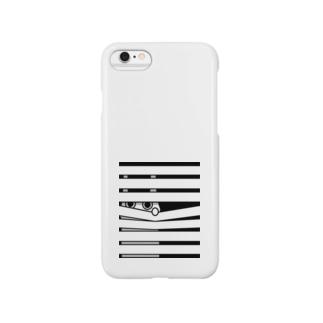 なかのうさぎブラインド Smartphone cases
