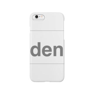 モノノフショップのDENという空間 Smartphone cases