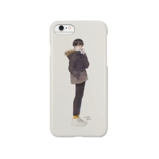 飲酒くん iPhone 6s/6 Smartphone cases
