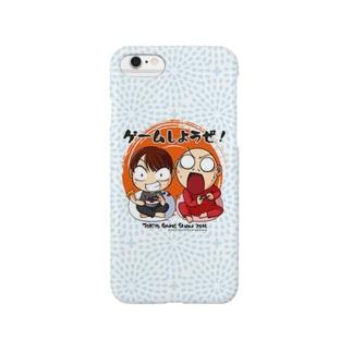 ぷにぽよ(NGC2) 作『TGS出展記念イラスト』 Smartphone cases