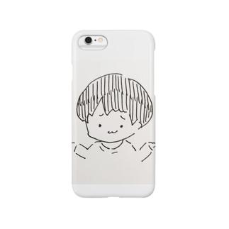 おとこの子 Smartphone cases