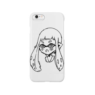 すぷらがーる Smartphone cases