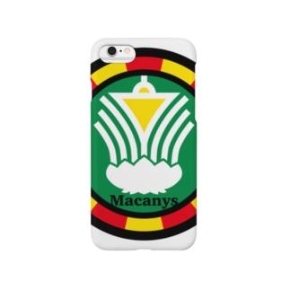 パ紋No.2784 Macanys Smartphone cases
