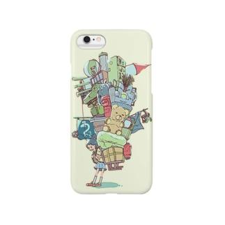 オ荷*モツ Smartphone cases