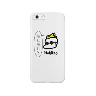 モヒモヒ君 Smartphone cases