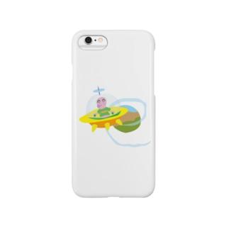 ハロー宇宙人 Smartphone cases