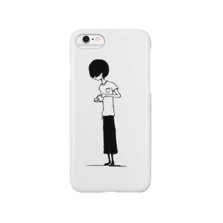 珈琲 Smartphone cases