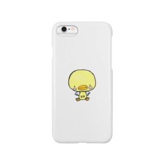 天使のひよこちゃん Smartphone cases