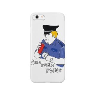 American Police スマートフォンケース