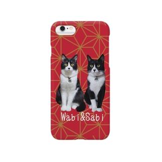 侘寂 Smartphone cases