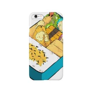 お弁当B Smartphone cases