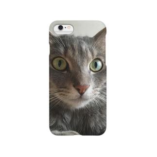 とらちゃぼんキリリ Smartphone cases