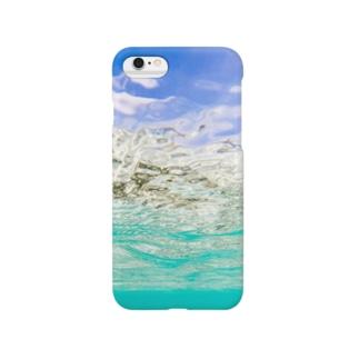blue. Smartphone cases