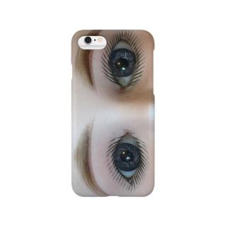 人形(アンティークドール) Smartphone cases