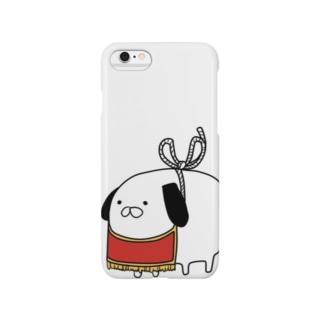 とさいぬ Smartphone cases