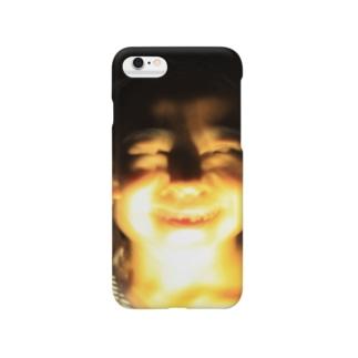 ほらー Smartphone cases