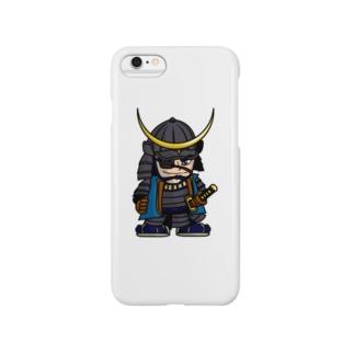 政宗くん Smartphone cases