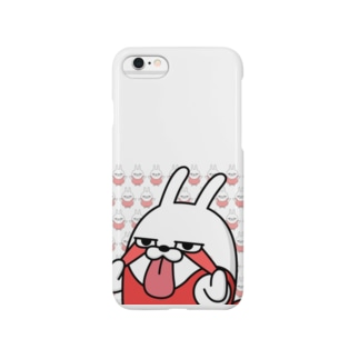 擦れうさぎ Smartphone cases