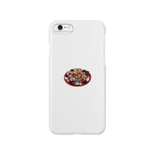 食べ物 Smartphone cases