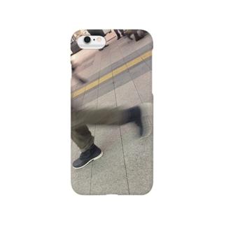歩く。 Smartphone cases