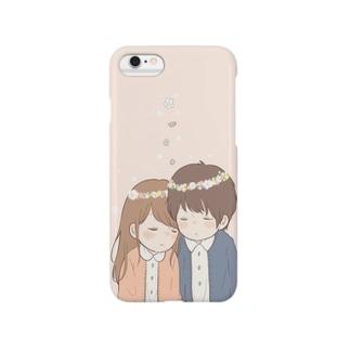 2人だけの世界 Smartphone cases