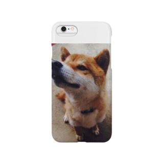 桜瀬 ゆきなの愛犬グッズ Smartphone cases