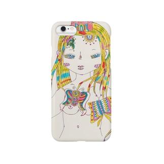 蝶姫 Smartphone cases