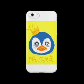 JunoN_73の皇帝ぺんちゃま Smartphone cases